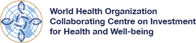 World Health Organization Collaborating Centre On Investment for Health and Well-being